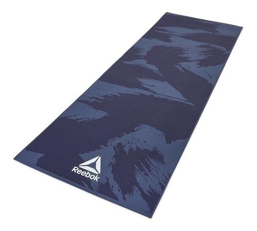 Colchoneta Yoga Mat 4mm Azul Reebok Reebok