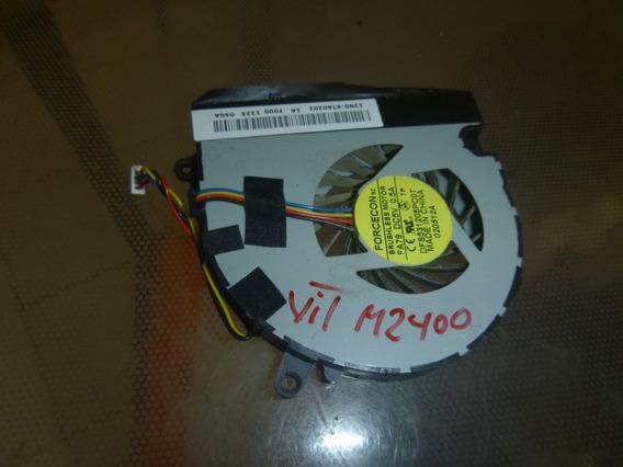 Electroventilador M2400 Cpu