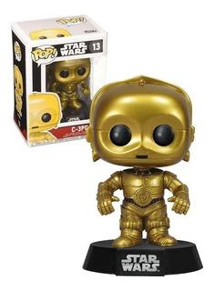 Funko Pop C-3po 13 Star Wars Wabro Fionatoys