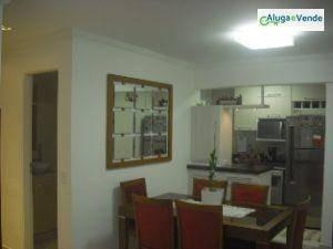 Apartamento Com 3 Dormitórios À Venda, 63 M² Por R$ 320.000 - Ponte Grande - Guarulhos/sp - Ap0028