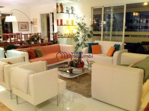 Imagem 1 de 10 de Maravilhoso Apartamento - Nm4482