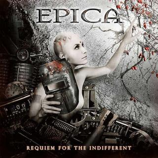 Cd : Epica - Requiem For The Indifferent (bonus Tracks)