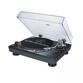 Toca Discos Dj Audio-technica At-lp120bk-usb Direct-drive