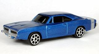 Maisto Dodge Charger R/t V8 1969 - Metal 1:64 (sem Blister)