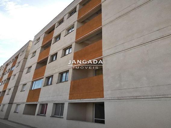 Apartamento Com 02 Dormitorios E 01 Vaga, Cond. Tulipas - 11352