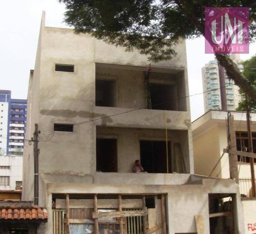 Imagem 1 de 6 de Apartamento Residencial À Venda, Bairro Jardim, Santo André. - Ap0944