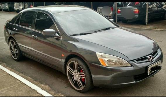 Honda Accord 2.4 Ex 4p 2003