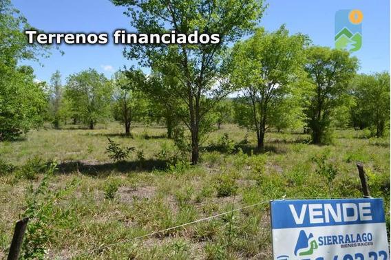 Financiados - Lotes Con Escritura En Molinari, Cosquín.