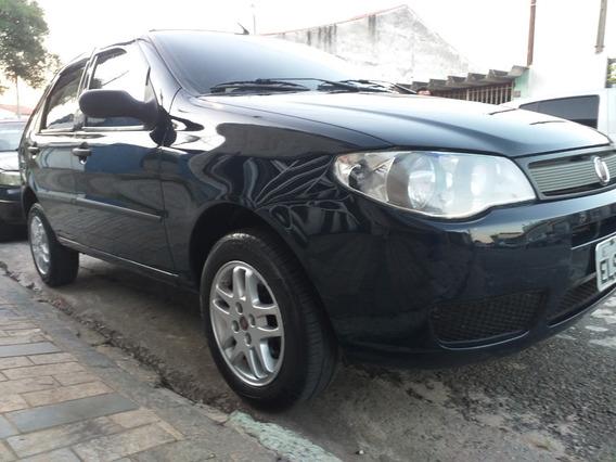 Fiat Palio Ex 1.0 Economy Fire Flex 8v 4 Portas 2010 Azul!!!