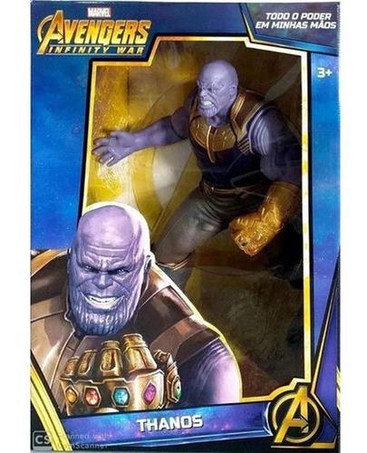 Boneco Thanos Guerra Infinita Mimo 564