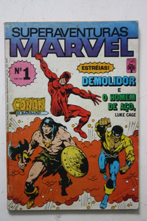 Coleção Superaventuras Marvel 61 Hq