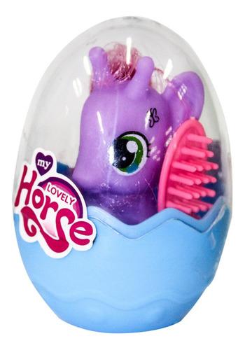Imagen 1 de 1 de Juguete Ponys My Lovely Horse Para Niñas