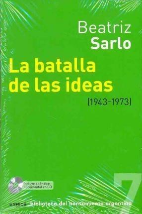 Imagen 1 de 2 de Batalla De Las Ideas  1943-1973 , La
