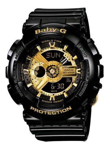 Imagen 1 de 5 de Reloj Casio Baby-g Life And Style Ba-110-1acr