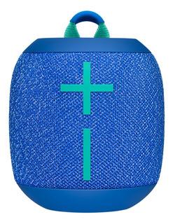 Parlante Bluetooth Logitech Ue Wonderboom 2 Azul Mexx