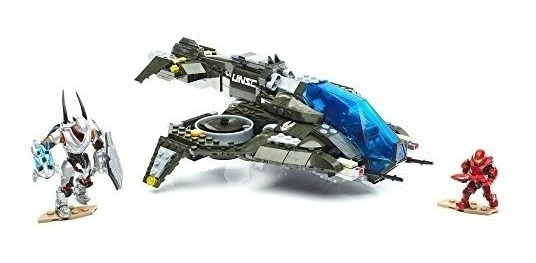 Mega Construx Halo 5 Warzone Wasp Strike Building Set