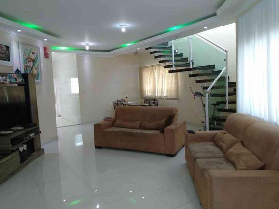 Venda Sobrado C/ 3 Dorms Sala 3 Ambientes Cond Aruã Brisas I