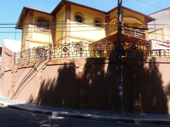 Sobrado Residencial À Venda, Jardim Rosa De Franca, Guarulhos. - So1661