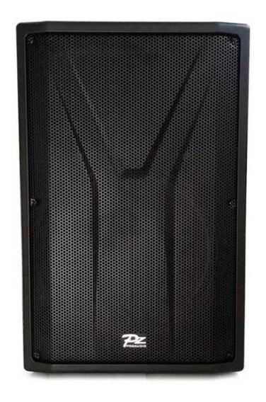 Caixa Ativa Pz Pro Audio Yac 10 Dsp 250w Bi Amplificada