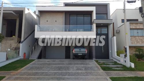 Casa Condomínio Fechado Para Venda No Swiss Park Em Campinas - Cf01323 - Cf01323 - 69427566
