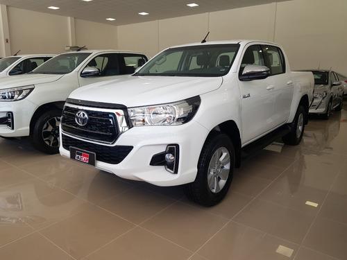 Toyota Hilux L/20 2.8 Dc 4x2 Tdi Srv Aut