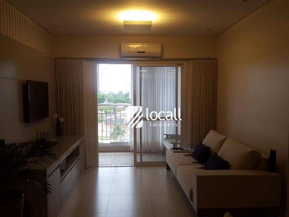 Apartamento Com 2 Dormitórios À Venda, 88 M² Por R$ 520.000,00 - Jardim Francisco Fernandes - São José Do Rio Preto/sp - Ap1655