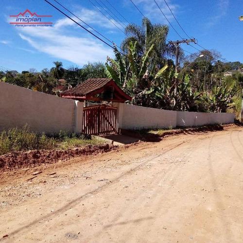 Imagem 1 de 12 de Chácara Com 2 Dormitórios À Venda, 2000 M² Por R$ 410.000,00 - Jardim Estância Brasil - Atibaia/sp - Ch0189