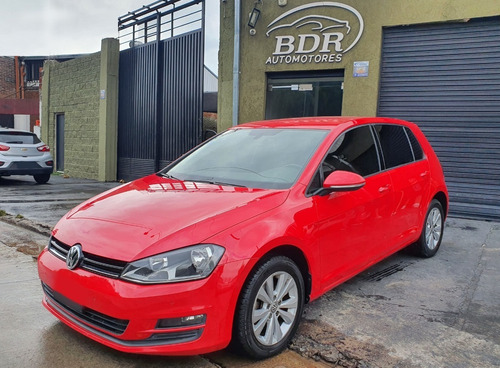 Impecable Vw Golf Tsi 1.4 At Bluemotion Año 2016 Con 47000km