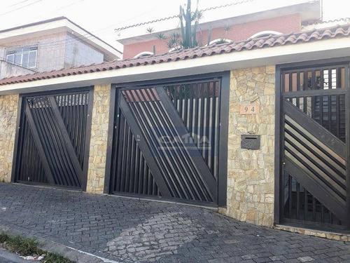 Imagem 1 de 30 de Casa Com 4 Dormitórios À Venda, 250 M² Por R$ 950.000,00 - Jardim Brasília - São Paulo/sp - Ca3964