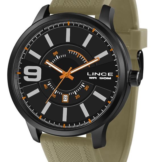Relógio Lince Masculino Original Sport Mrph095s P2ex