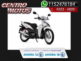 Honda New Wave 110 S 100% Financiada Centro Motos