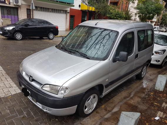 Peugeot Partner Urbana 1.9 Confort Aa D 2004