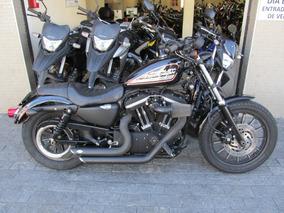 Harley Davidson 883 2008 Preta