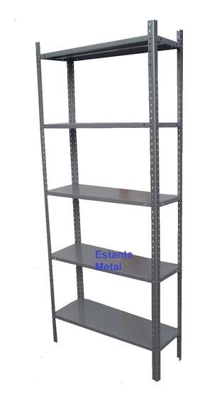 Anaquel Estante Metálico 5 Niveles Rack 85x30 Ropa Oferta