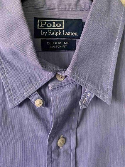 Camisa Polo Ralph Lauren Douglas Tab Talla M Envío Gratis