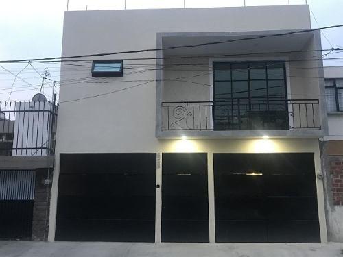 Estrene Casa En Valle Tepeyac