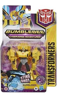 Transformers Cyberverse Figuras Coleccionables E1884 Edu