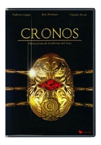 Cronos Guillermo Del Toro Pelicula Dvd