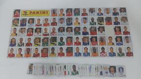 Figurinhas Copa Do Mundo 2014 Brasil Lote 198 Unidades