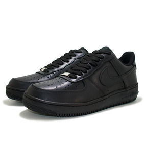 big sale be051 8467b Tênis Original Air Force 1 Original Branco Preto Envio 24hr