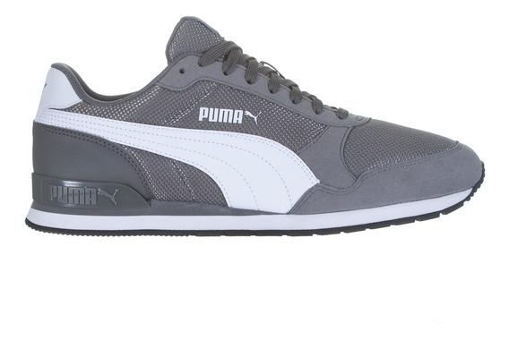 Tênis Puma St Runner V2 Mesh Masculino Corrida - Caminhada