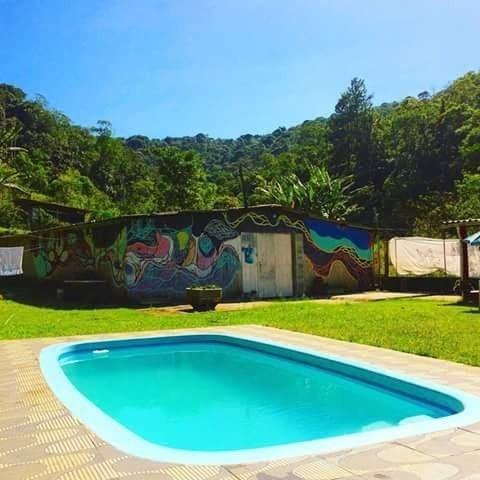 Imagem 1 de 5 de Chácara Em Lagoa Grande  -  Embu-guaçu - 12742