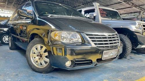 Imagem 1 de 15 de Chrysler Caravan Blindada 2005 3.3 Lx