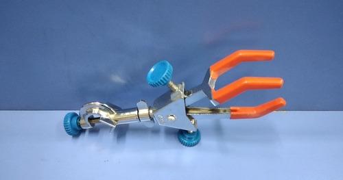 Imagen 1 de 3 de Pinza Tres Dedos Para Tubo Refrigerante Laboratorio
