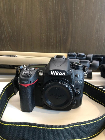 Nikon D7000 + Acessórios