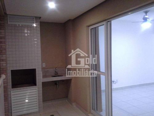 Imagem 1 de 7 de Apartamento Com 3 Dormitórios À Venda, 96 M² Por R$ 470.000,00 - Jardim Irajá - Ribeirão Preto/sp - Ap4601