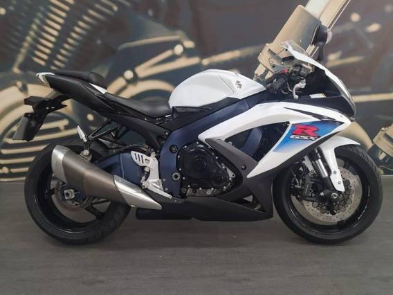 Suzuki Gsx 750 R Srad 2012