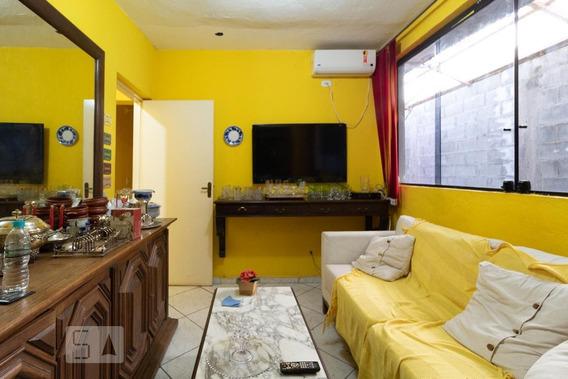 Casa Para Aluguel - Jardim Éster Yolanda, 2 Quartos, 70 - 893084872