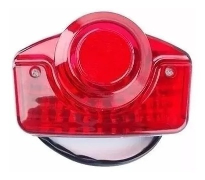 Lanterna Traseira Completa Shineray Xy50 - Trilha
