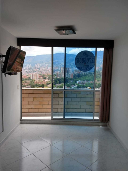 Apartamento Amoblado En Arriendo La Cuenca Envigado Id. 0134